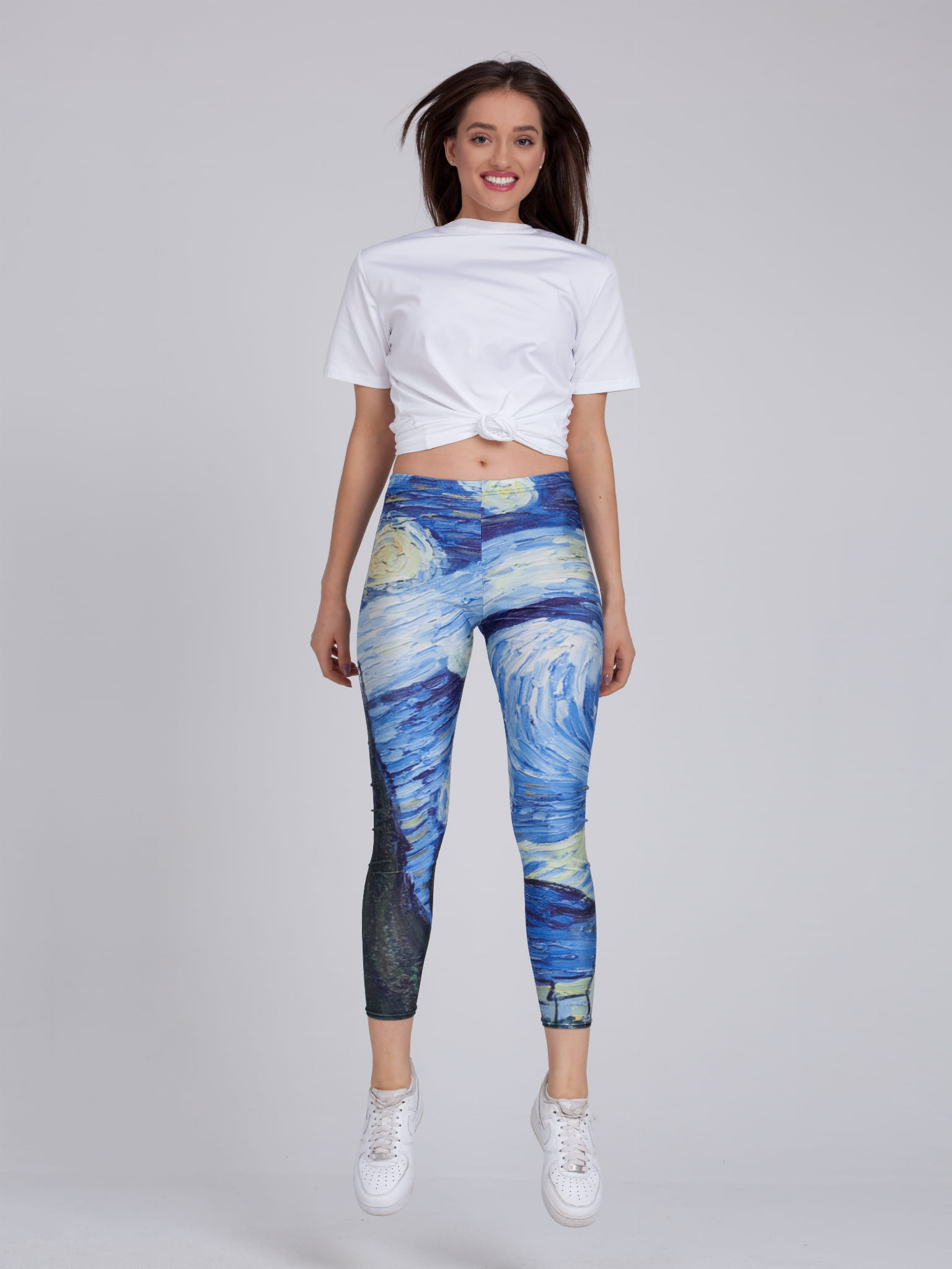 legginsy starry night